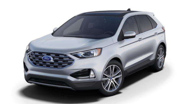 2020 Ford Edge Titanium Crossover